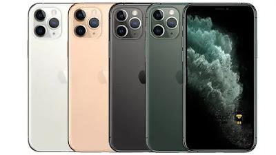 مواصفات هاتف iphone 11 pro