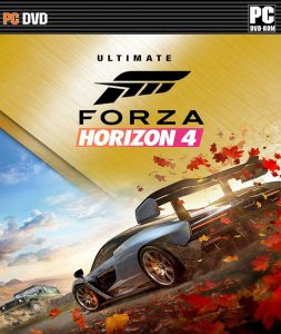 Forza Horizon 4 – Ultimate Edition (2018) PC GAME Download