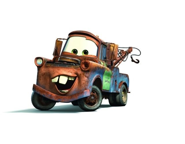 Gambar mobil kartun animasi