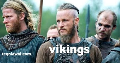 Vikings- أفضل المسلسلات