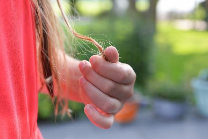केसांचे झडणे टाळा, केसांचे नुकसान टाळा ..