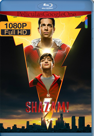 ¡Shazam! (2019) [1080p BRrip] [Latino-Ingles] [GoogleDrive] Falcony