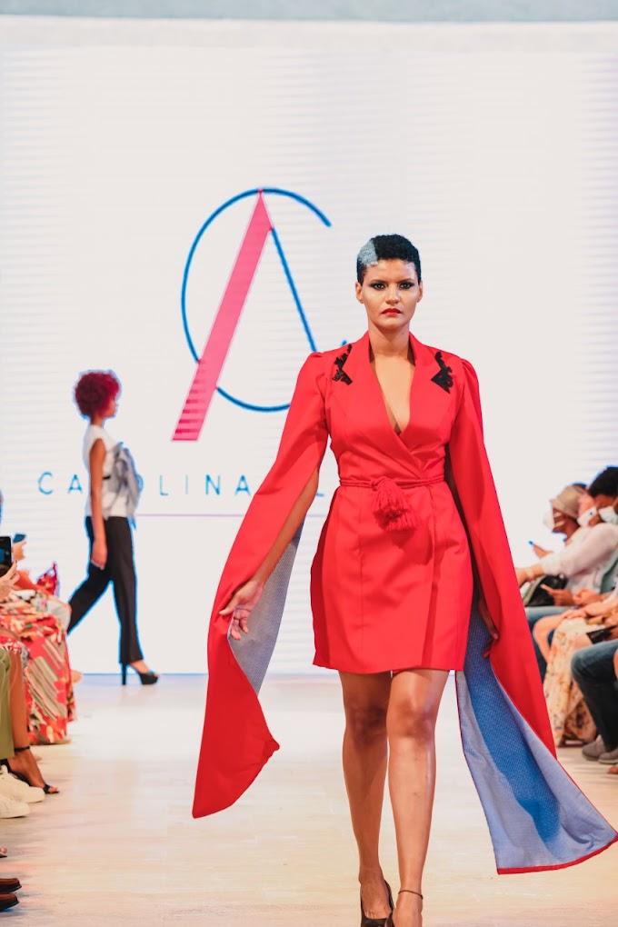 Carolina Almonte, nuevo talento local apuesta por el slow fashion y moda de consumo responsable
