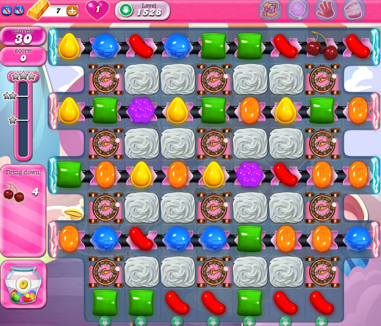 Candy Crush Saga 1528