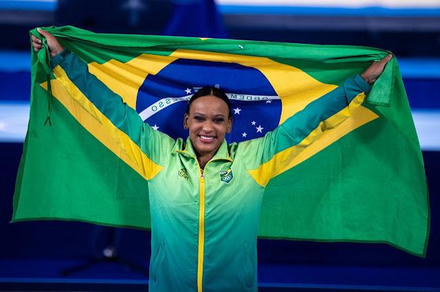 Time Brasil termina Olimpíadas de Tóquio na melhor posição da história
