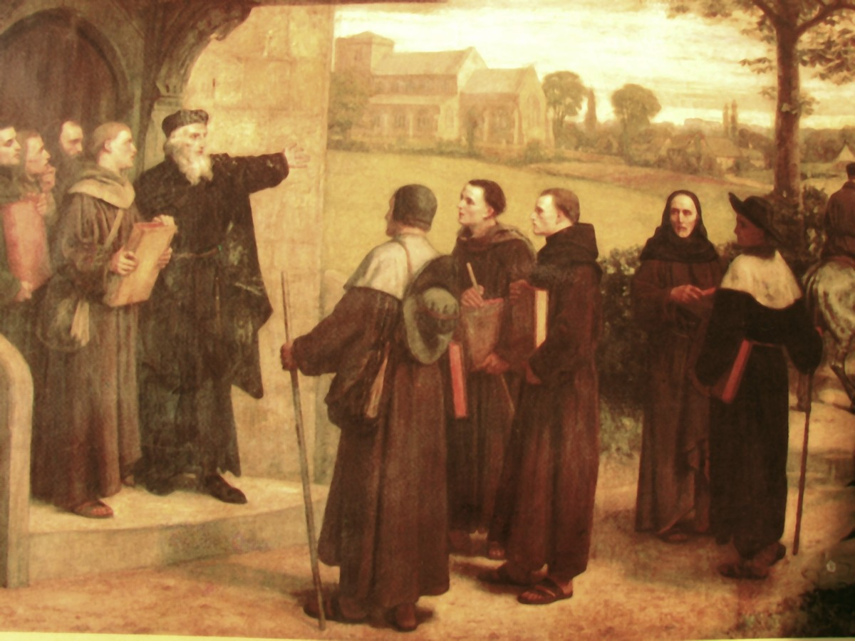 catholic church vs martin luther The catholic church officially concluded this debate at the council of a year after martin luther began the reformation in germany with his ninety-five theses.
