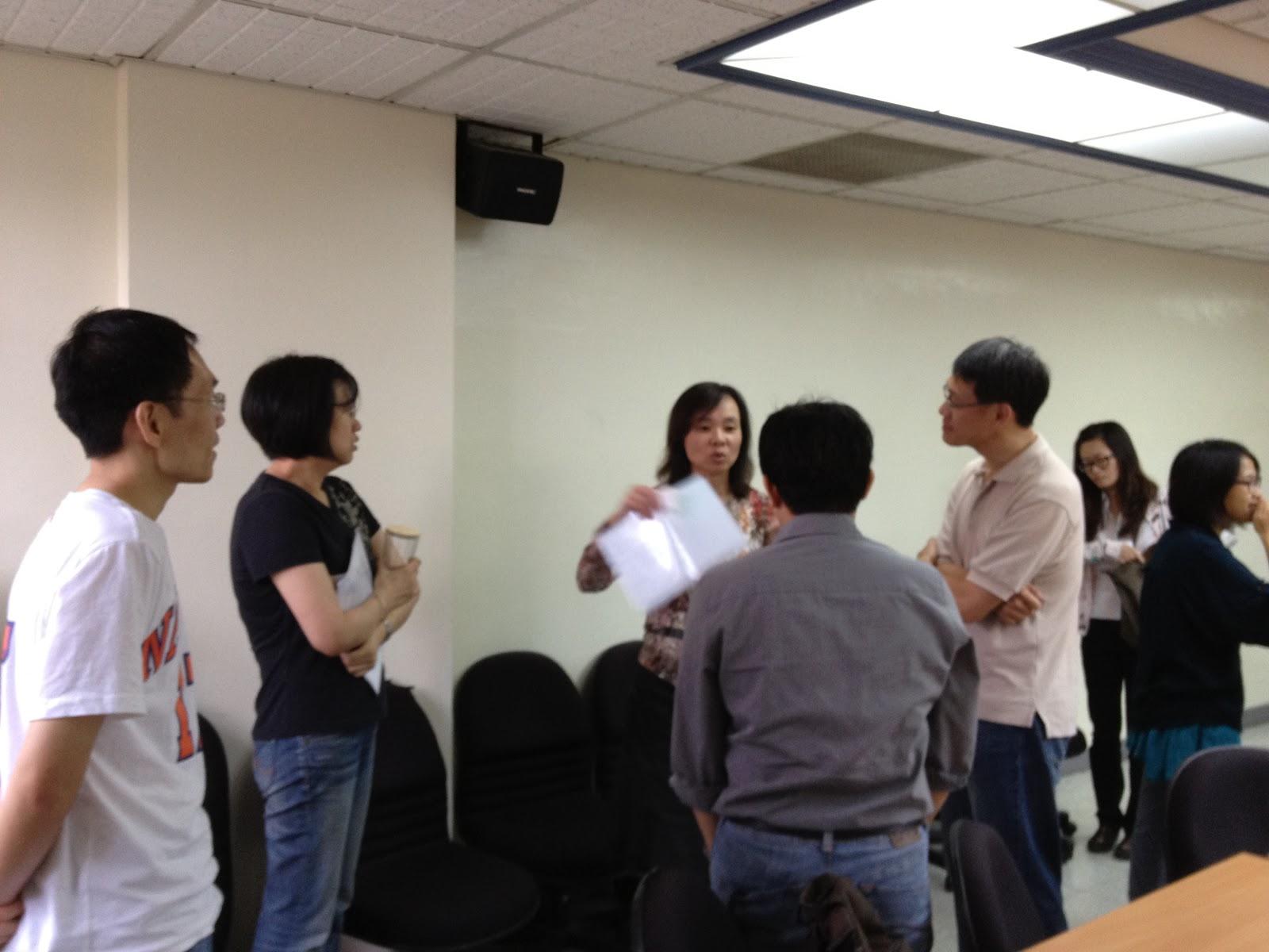 臺灣社會企業創新創業學會: 【活動成果】精明的社會企業(20120518)