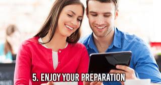 Enjoy your preparation