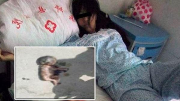 Remaja 14 tahun rebus bayi sebelum diberi makan kepada anjing