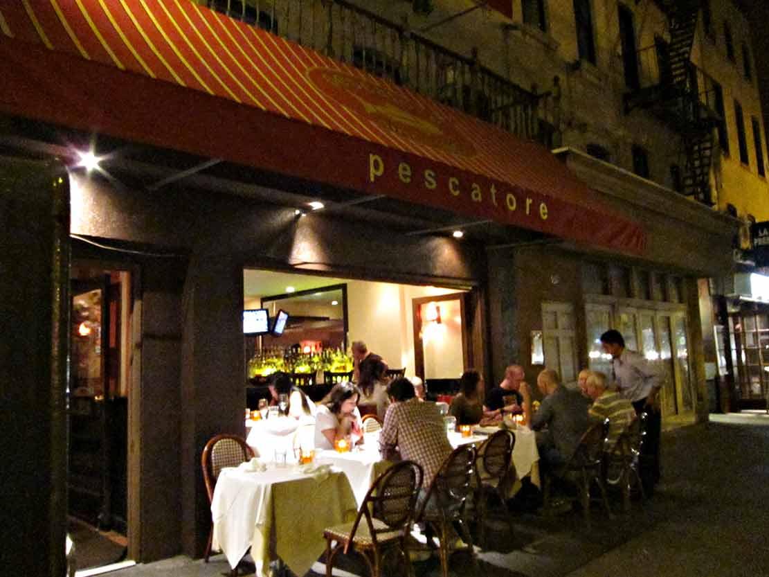 Cafe Pescatore Restaurant San Francisco