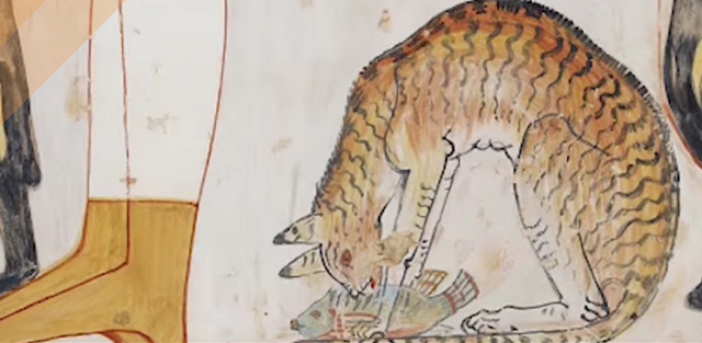 A brief history of the human relationship with cats