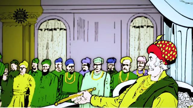 जब लोग एक जैसा सोचते हैं | Akbar Birbal Kahani in Hindi