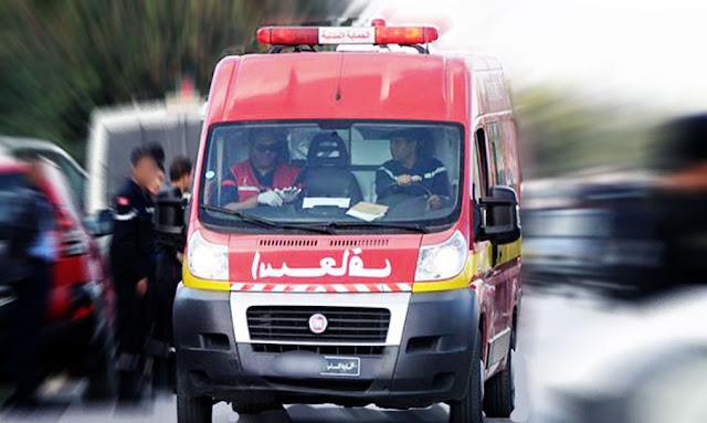 وفاة عمدة هرقلة في عملية دهس شاحنة لمواطنين