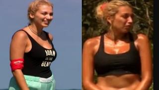 Πόσα κιλά έχασε η Σπυροπούλου μέσα στο Survivor