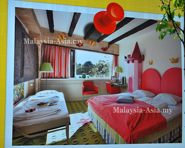 Legoland Hotel Malaysia Room Pictures