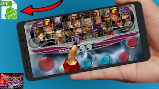 Tekken Tag Game Android APK