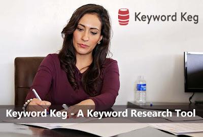 Keywordkeg – A (FREE) ᐈ #1 Keyword Research Tool