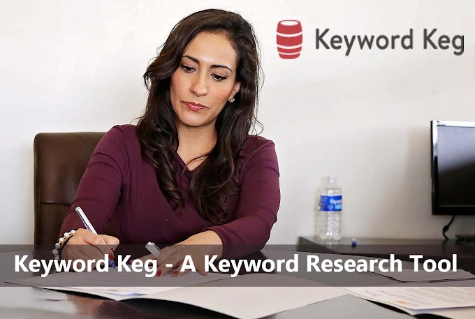 New SEO TOOL ᐈ Keywordkeg Review