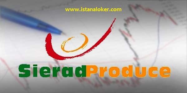 Lowongan Kerja Management Trainee PT Sierad Produce Tbk