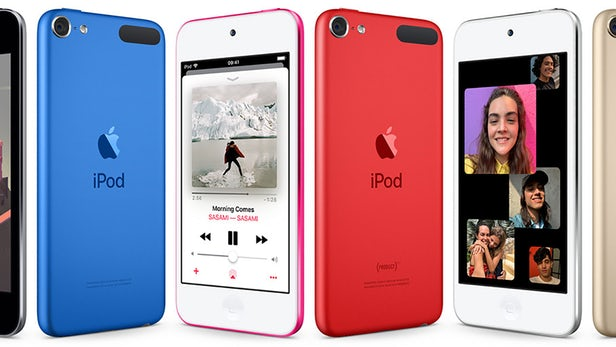 Apple Announces New iPod Touch With Faster A10 Fusion Processor
