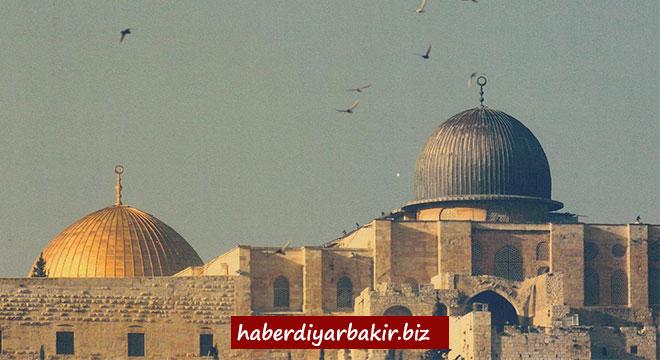 Diyarbakırlılar cuma günü Mescid-i Aksa için meydanda olacak
