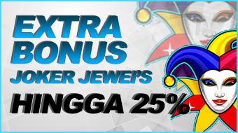 Extra Bonus Joker Jewel's