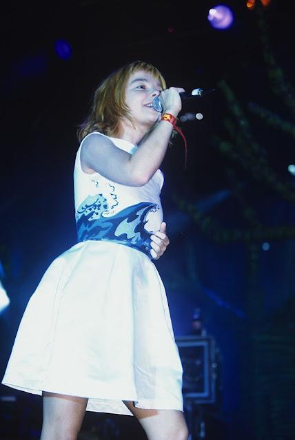 björk guðmundsdóttir: Björk - Live @ Valencia Ecléctic