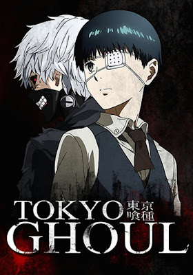 [Review Anime] Tokyo Ghoul