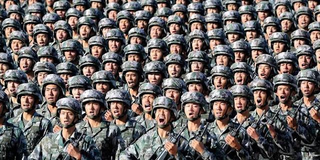 China Akhirnya Akui Empat Tentaranya Tewas Ketika Bentrok dengan India di Himalaya