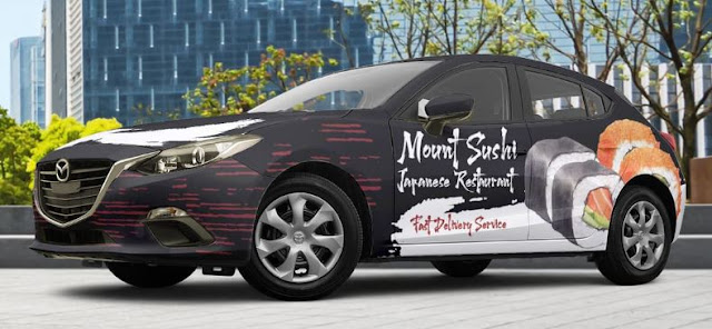 car wrap benefits industry trends vehicle paint advertising