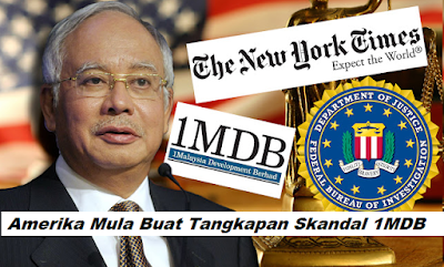 Image result for skandal 1MDB