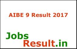 AIBE 10 Result 2017