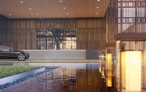 Parc Esta - Arrival Court