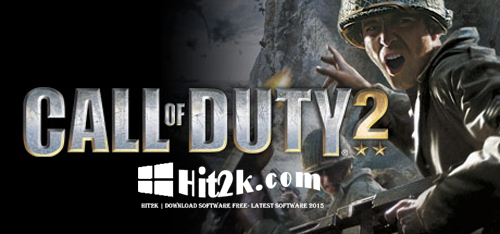 Call of Duty 2 PC Game Full RIP