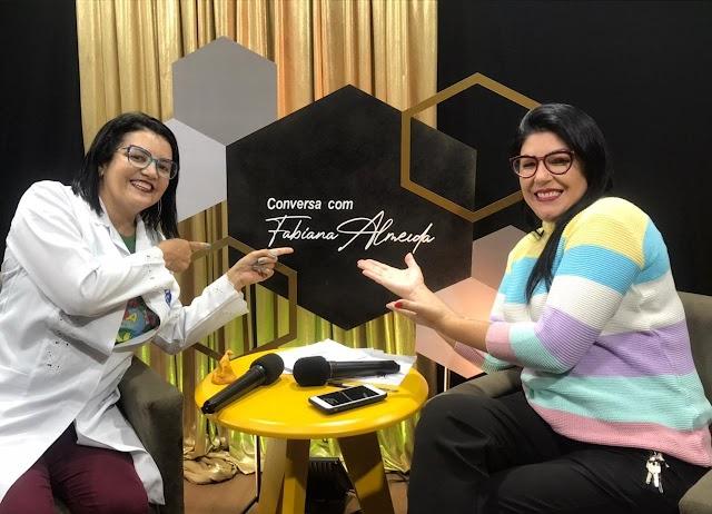 Programa Conversa com Fabiana Almeida