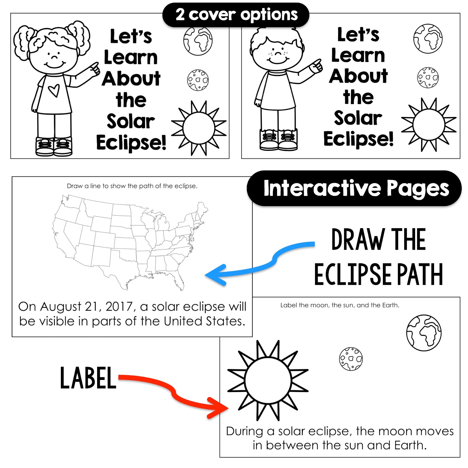 K Is For Kinderrific The Solar Eclipse