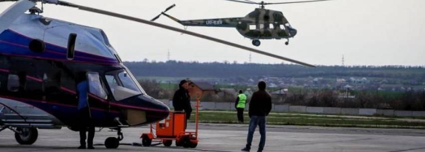 Україна витратить $140 млн на програму розробки вітчизняних гелікоптерів