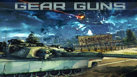Gearguns Tank Offensive Game Free Download-PCGAMEFREETOP