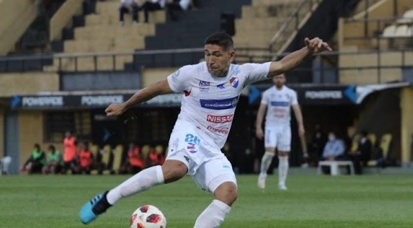 Oficial: Sportivo Luqueño, firma Luis Cabral