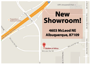 New Showroom at 4603 McLeod NE, Albuquerque, 87109