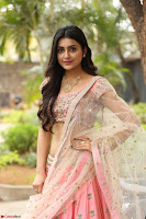 Avantika Mishra in Beautiful Peach Ghagra Choli 337.jpg
