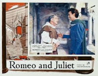 Cartel nº 2 - Romeo y Julieta 1954