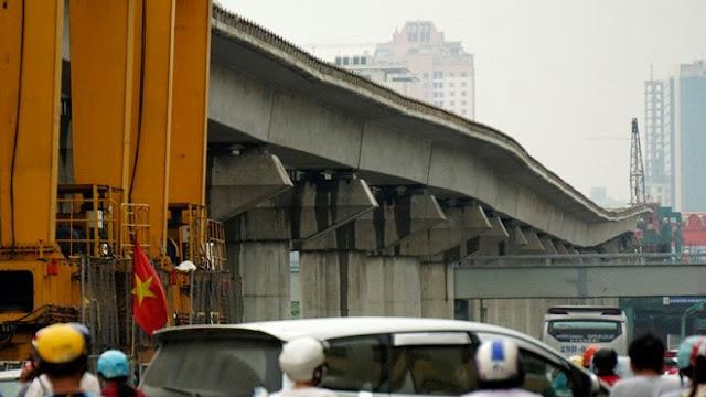 Cảm ơn đường sắt Cát Linh – Hà Đông, dù cay đắng, vô cùng cay đắng!