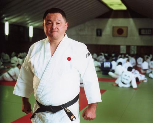 Maestros Marciales.: YASUHIRO YAMASHITA (JUDO)