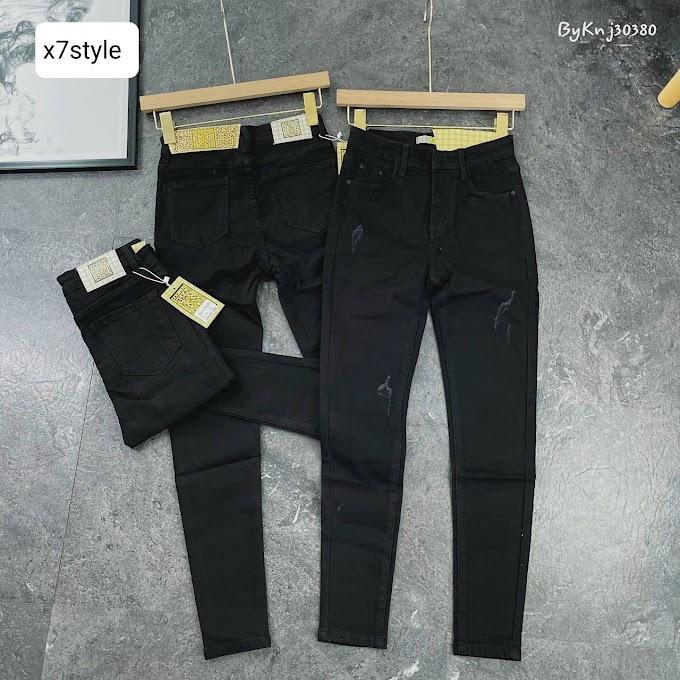 Quần jean nữ -X7FQJ32