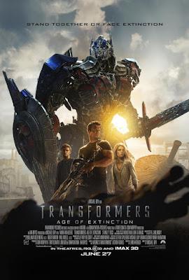 Transformers Age of Extinction [2014] [DVD R1] [Latino]