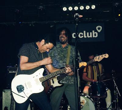 Con Star Trip y Ken Stringfellow (Crónica concierto Loco Club, 2)