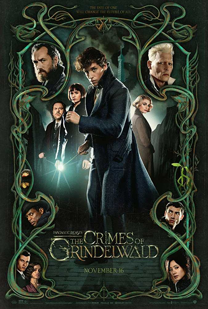 Hollywood Dual Audio Fantastic Beasts The Crimes Of Grindelwald 2018 Hindi Dual Audio 480p 720p Hdrip Esubs Download