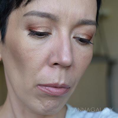 Спокойный оттенок в макияже Губная помада Lamel Insta Girl lipstick 101 Pink Latte
