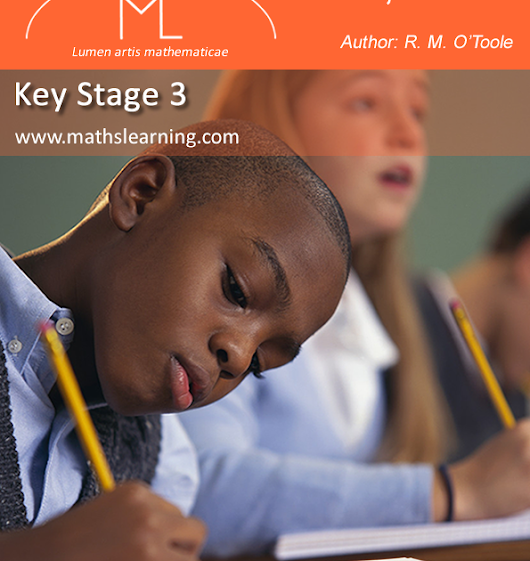 Key Stage 3 Maths eBooks makes learning Maths faster, easier, simpler, and more affordable. | mathslearning.com